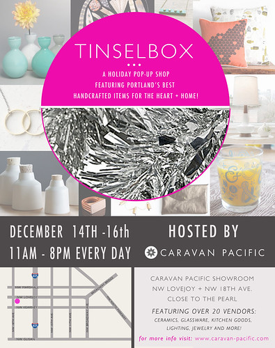 Tinselbox Portland Holiday Pop-Up Shop