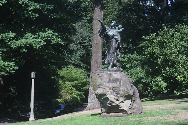 Sacajawea, Washington Park
