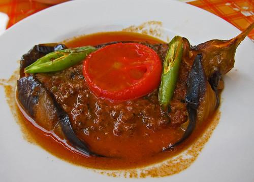 Patlican Musakka - Can Can Pide Yemek Salonu, Antalya, Turkey