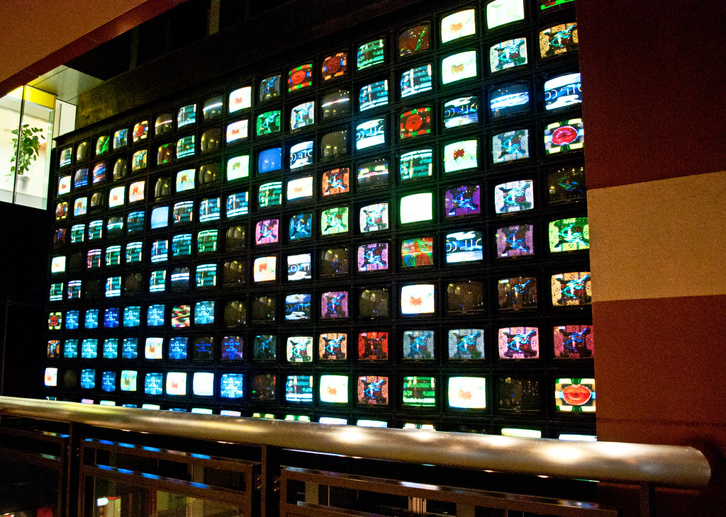 Canal City TV Screens