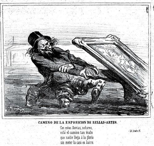 008-Revista Gil Blas-13 de Enero 1867-Francisco J. Ortego- Copyright Biblioteca Nacional de España