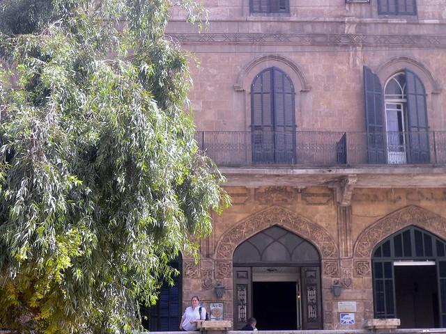 The Baron Hotel, Aleppo