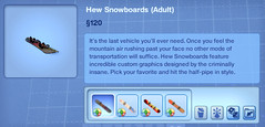 Hew Snowboard (Adult)