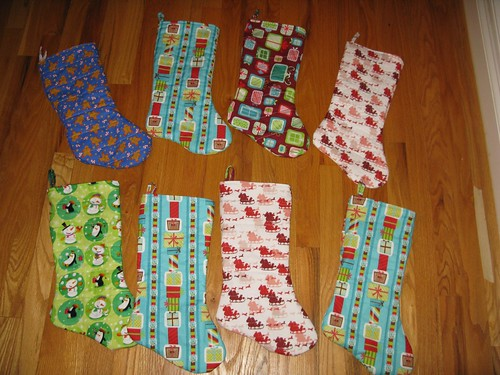 Stockings for kids!