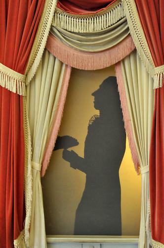 Schattenspiel Schattenfiguren Schattentheater Mannheim Technoseum