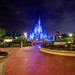 Cinderella's Castle Hub by TheTimeTheSpace