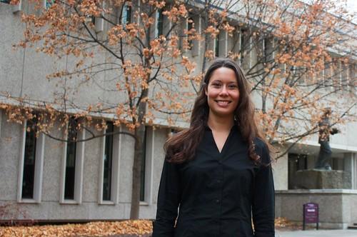 Rhodes Scholar Amanda Frickle
