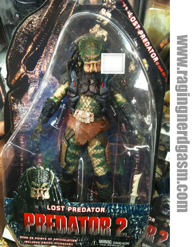 Predator 2Lost Predator by NECA 015