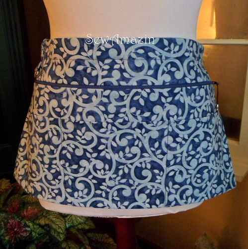Craft show apron