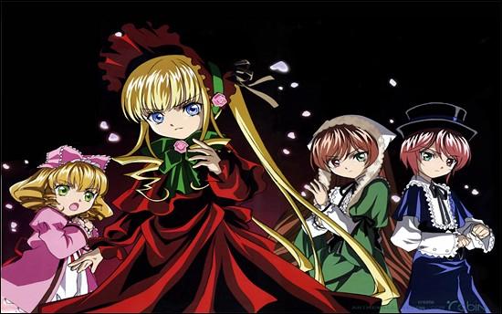 Anunciado Novo Anime da Terceira Temporada de Rozen Maiden