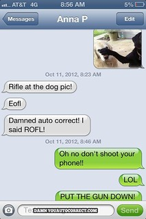 Embarrassing text messages 11