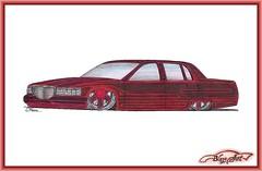BlazeArt Caddy