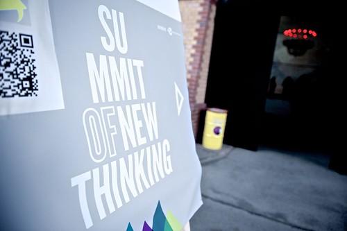 SUMMIT OF NEWTHINKING 2012