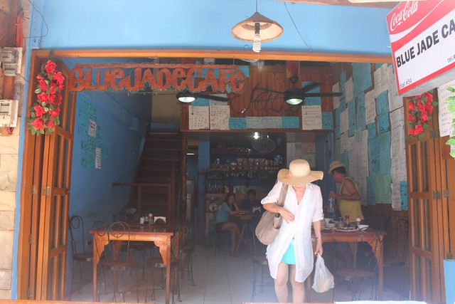 Top Ten Things to Do in Boracay, Paluto, Talipapa, Blue Jade Cafe