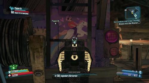 Mechromancer Build Coop