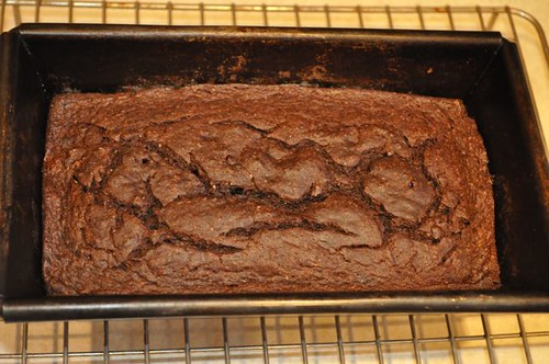 chocolate cinnamon banana bread 12