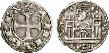 Alfonso VIII Dinero