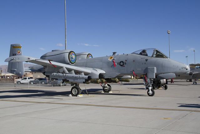 USAF A-10C