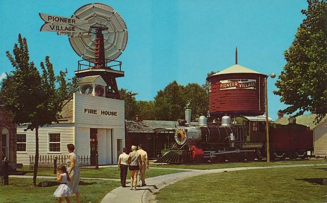 Pioneer village minden nebraska flickr photo sharing for Depot minden