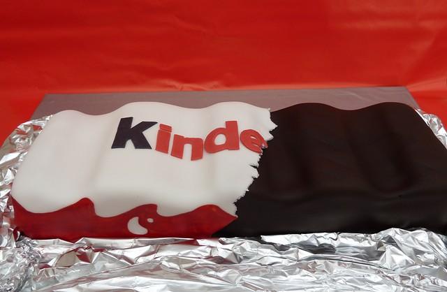kinder chocolate cake kinderriegel torte flickr photo sharing. Black Bedroom Furniture Sets. Home Design Ideas
