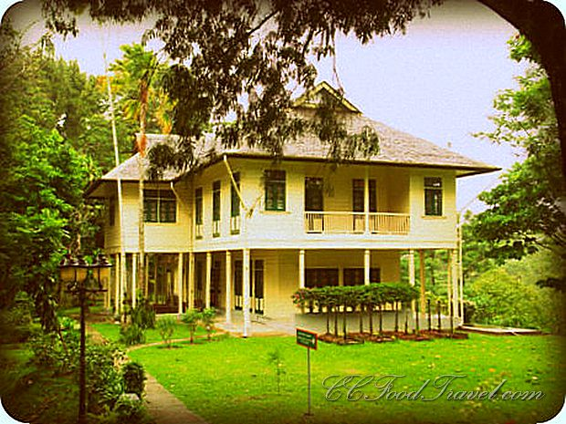 Agnes Keith House (Newlands Government Quarters)