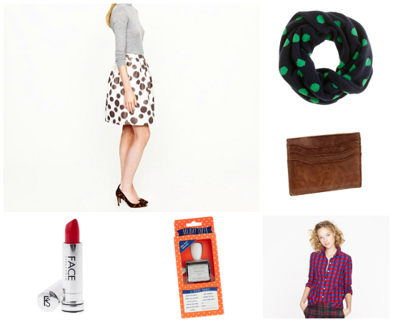 jcrew collage