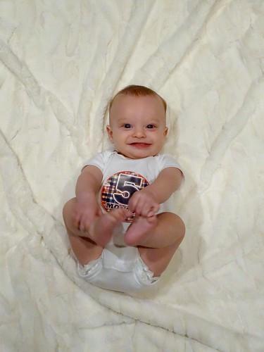 Luca 5 Months 4