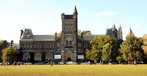 UT = University of Toronto