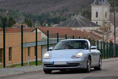 Porsche 911 (996) - Photo of Signéville