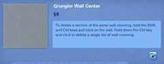 Grungier Wall Center