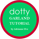 Dotty Garland Tutorial