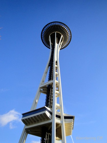 Space Needle, Seattle, 2012