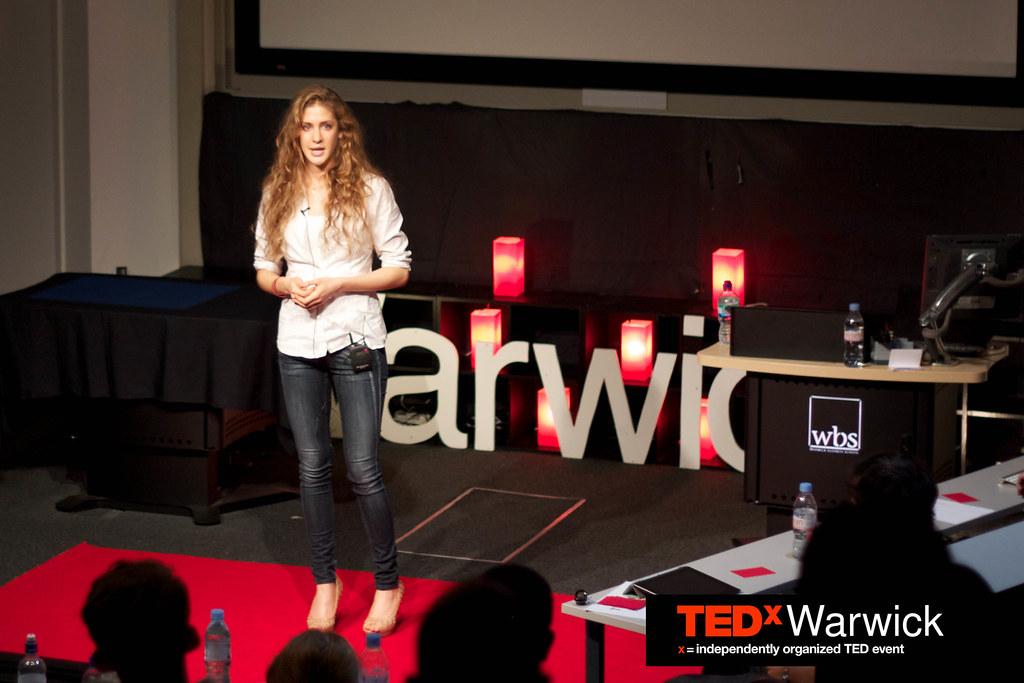 About >> Bianca Nobilo   TEDxWarwick   Flickr