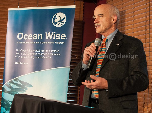 Chongqing OceanWise Media Launch/Dr. John Nightingale, President & CEO, Vancouver Aquarium