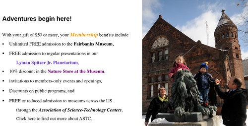 Fairbanks Museum and Planetarium in Vermont