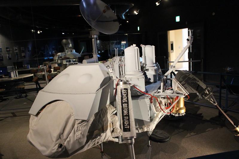 コスモアイル羽咋 バイキング火星着陸船
