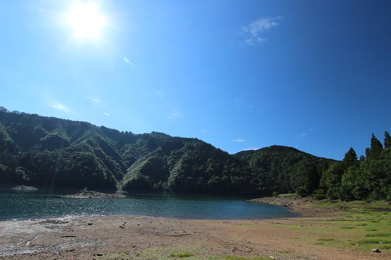 九頭竜湖 その3
