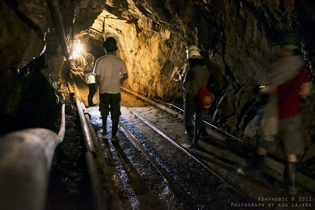 Balatoc Mines Tour