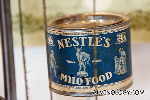 The original MILO!