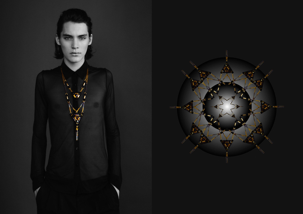 Jaco Van Den Hoven0700_BLACK TRIANGLE DESIGN 2011 2nd Collection