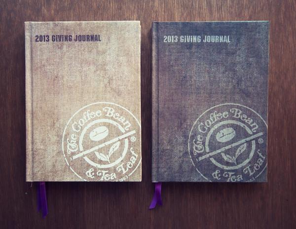 CBTL Giving Journal 13