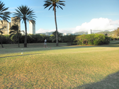 Ala Wai Golf Course 209