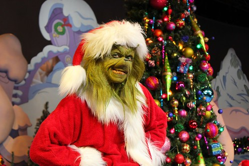 Grinchmas at Universal Orlando 2012