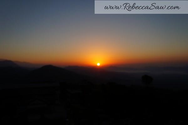 Sarangkot Nepal - sunrise pictures - rebeccasawblog-006