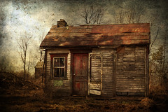 [フリー画像素材] 建築物・町並み, 廃墟 ID:201212092000
