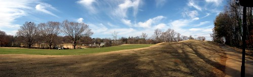 Revolution ninth fairway panorama