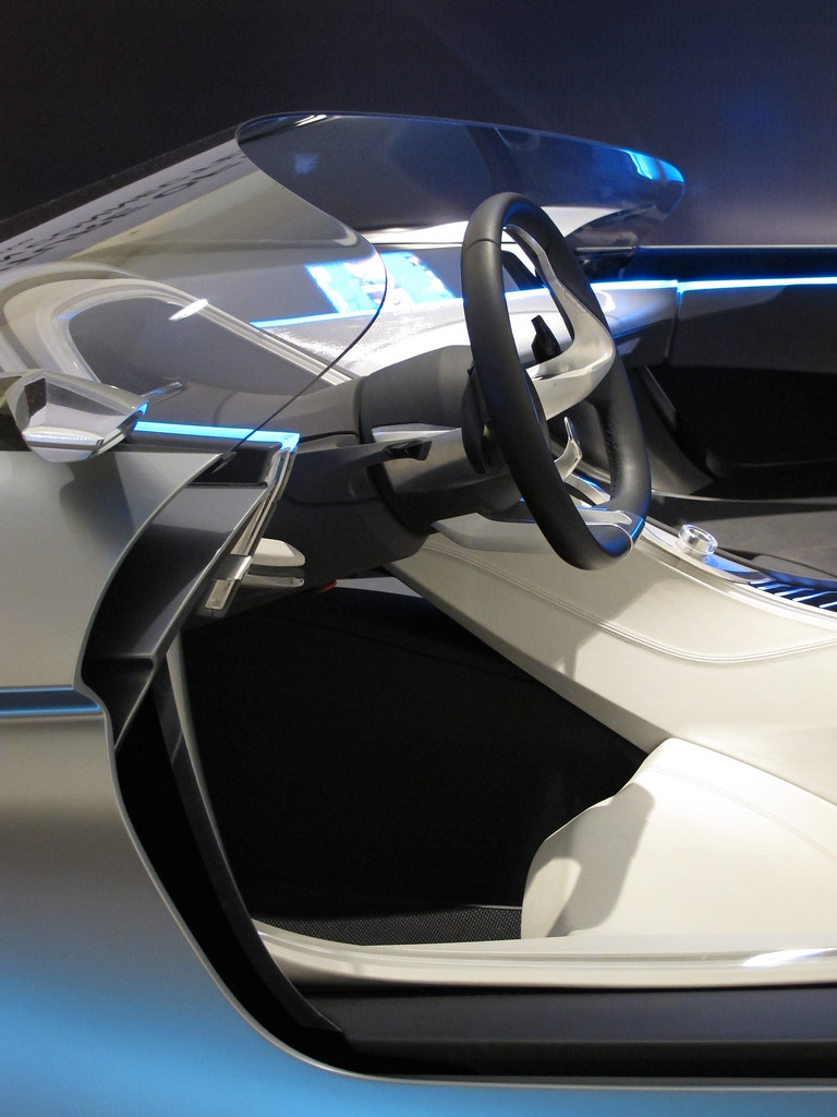 BMW Vision Connected Drive  概念敞篷跑車 ...