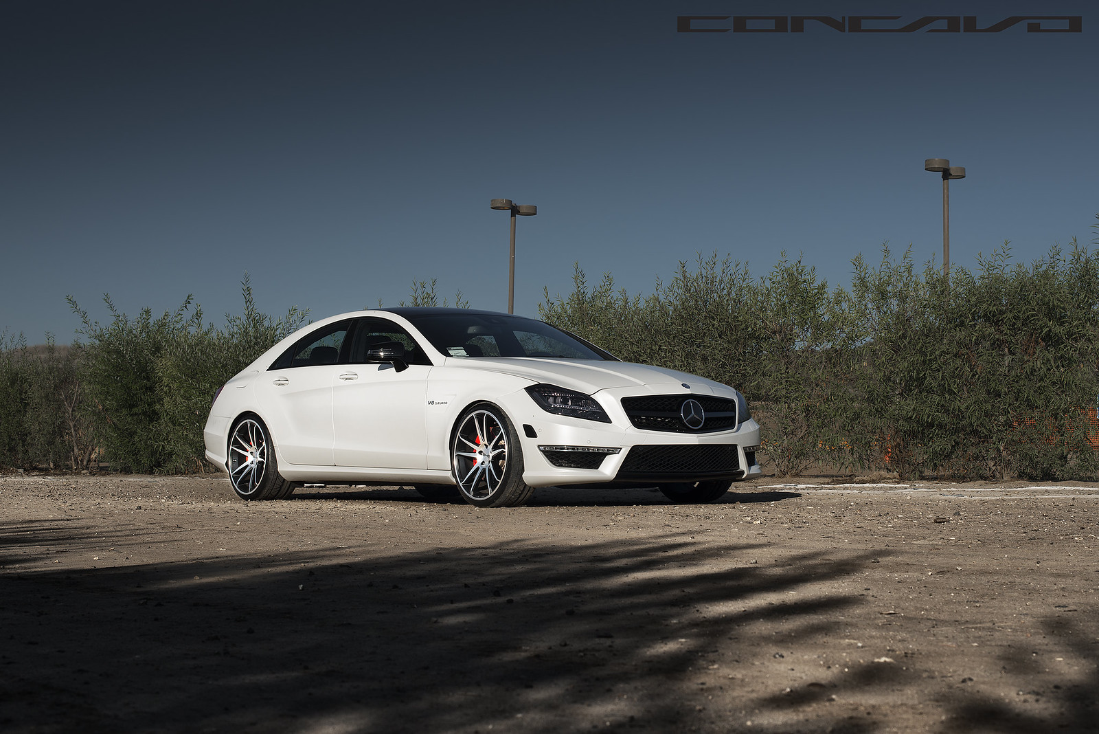 No words needed to explain 2012 mercedes benz cls63 for Mercedes benz silver spring service