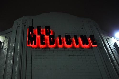Red Medicine - Beverly Hills