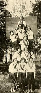 Atlantic Christian College Women's Basketball Team, 1923